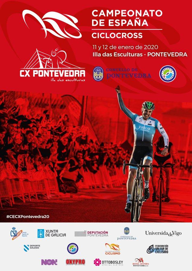 Pontevedra recibe a un Selección Madrileña motivada ante el reto de los Nacionales de ciclocross