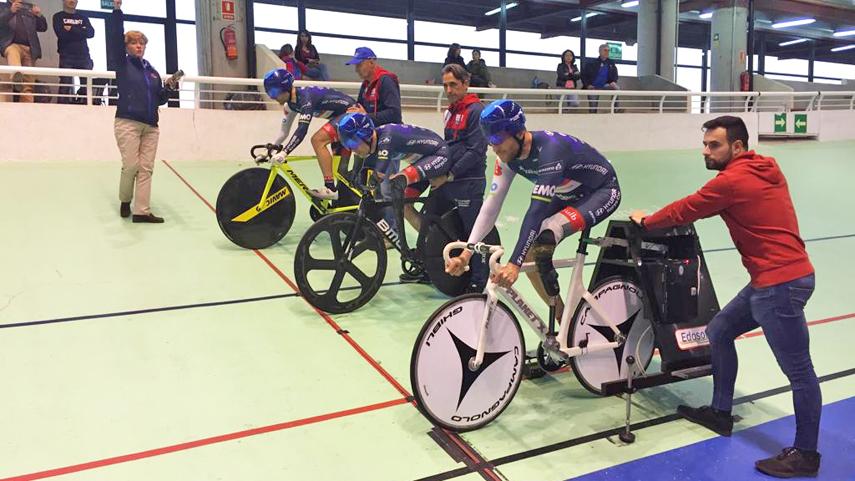 Galapagar-escenario-este-fin-de-semana-del-Campeonato-de-Espana-de-Ciclismo-Adaptado-en-Pista-2020