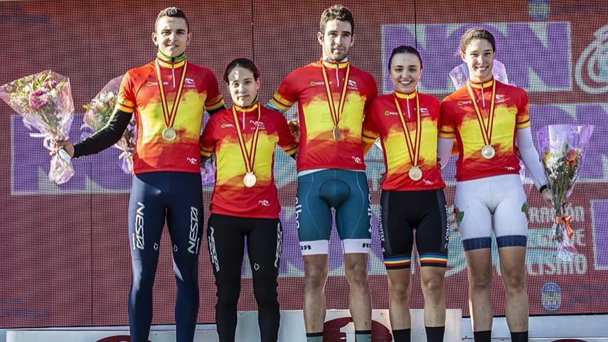 Felipe-Orts-y-Lucia-Gonzalez-campeones-de-Espana-de-Ciclocross