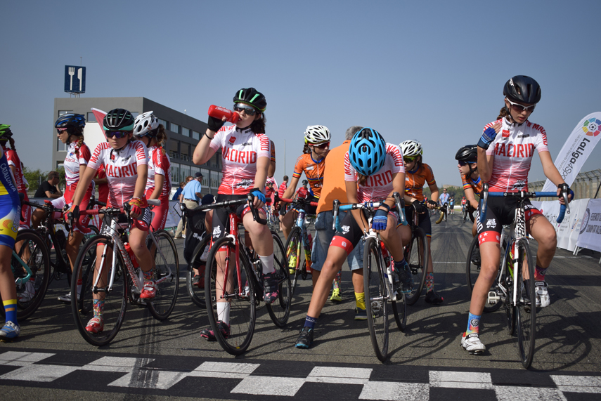 Las ciclistas madrileñas infantiles se concentrarán en Galapagar el 26 de Enero