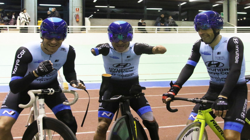 El-equipo-Hyundai-Koryo-Car-Dstrel-primero-en-el-medallero-del-Nacional-con-8-oros