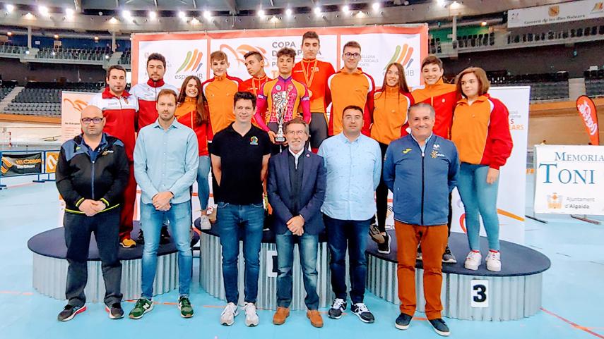 Castilla-y-Leon-vencedora-de-la-2-prueba-de-la-Copa-de-Espana-de-Pista-2020