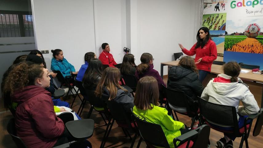 Celebrada-la-primera-concentracion-de-feminas-infantiles-en-el-velodromo-de-Galapagar