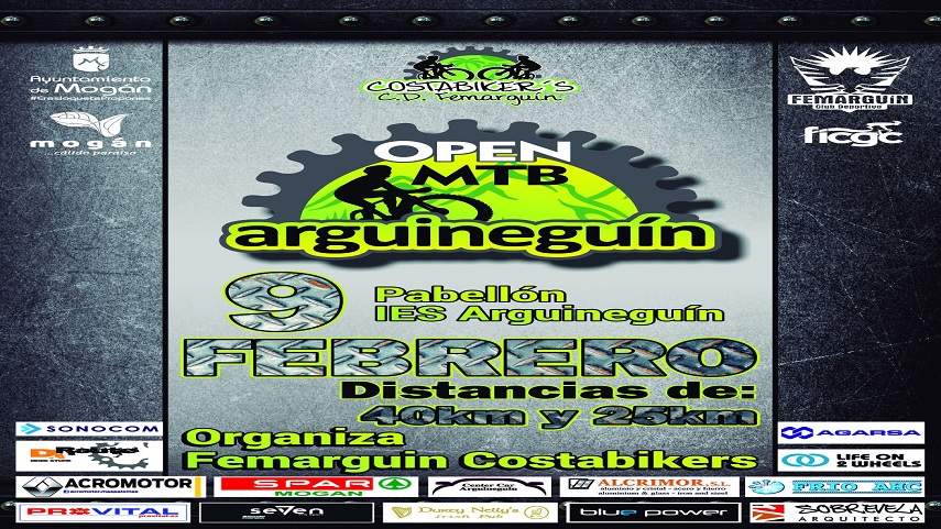 Clasificaciones-Open-MTB-Arguineguin-