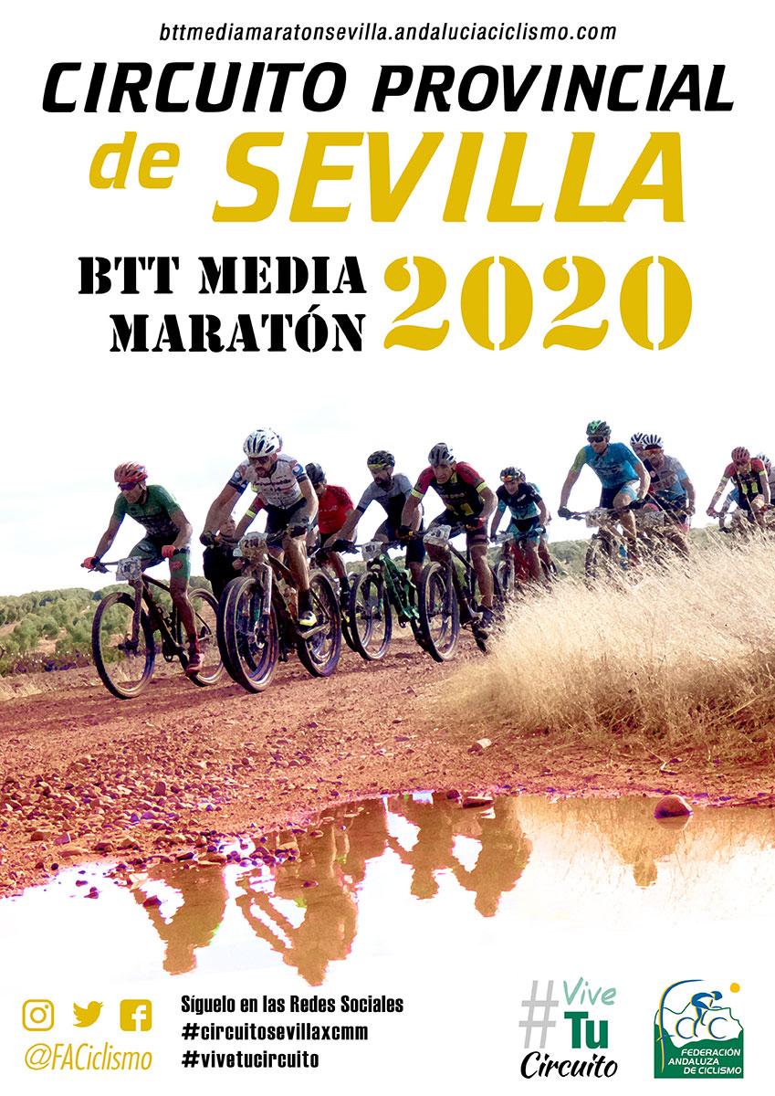 Marinaleda abrirá una nueva edición del Circuito Sevilla BTT Media Maratón