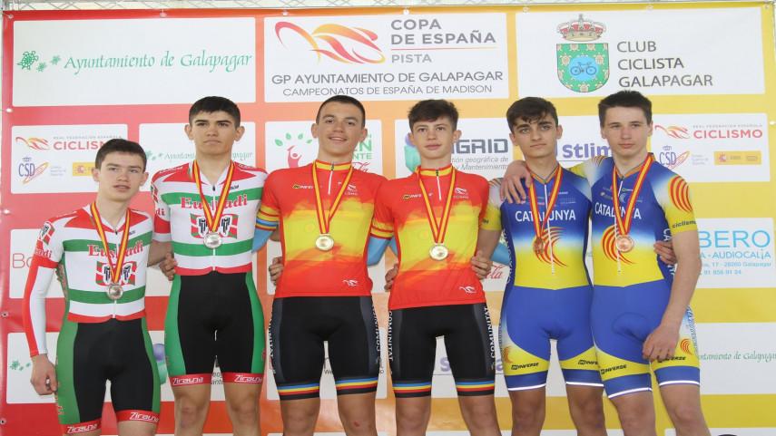 La-dupla-cadete-valenciana-formada-por-Alejandro-Merenciano-y-Jose-Segura-campeona-de-Espana-de-madison