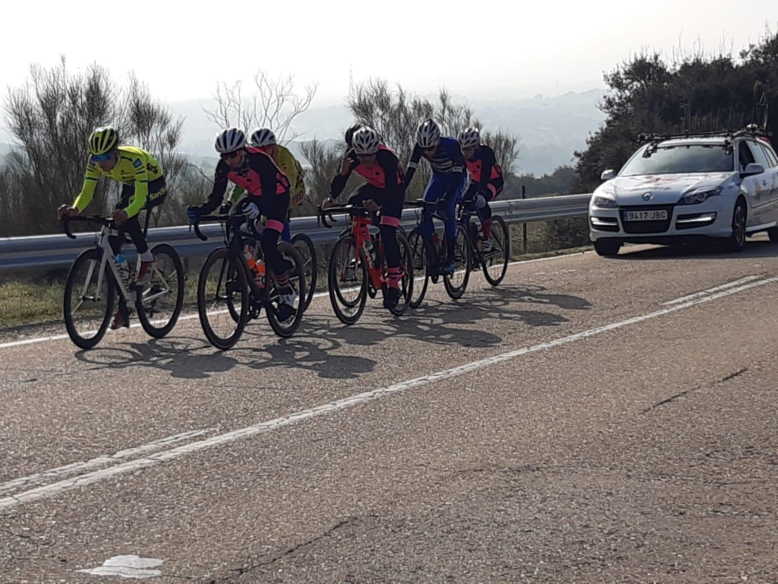 Decidido el sexteto de corredores cadetes que representarán a la FMC en la Vuelta a Gandía
