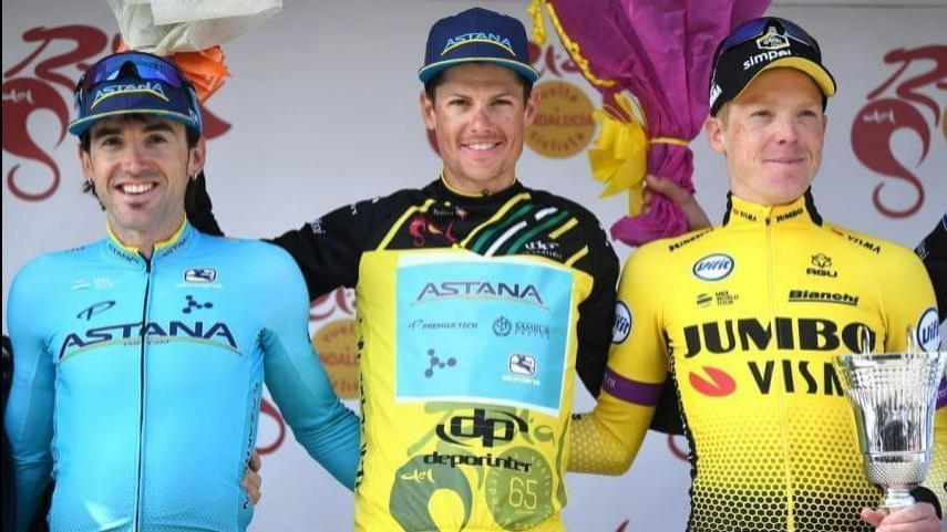 La-Vuelta-a-AndaluciI�a-mas-internacional-acogeraI�-a-ciclistas-de-25-nacionalidades-