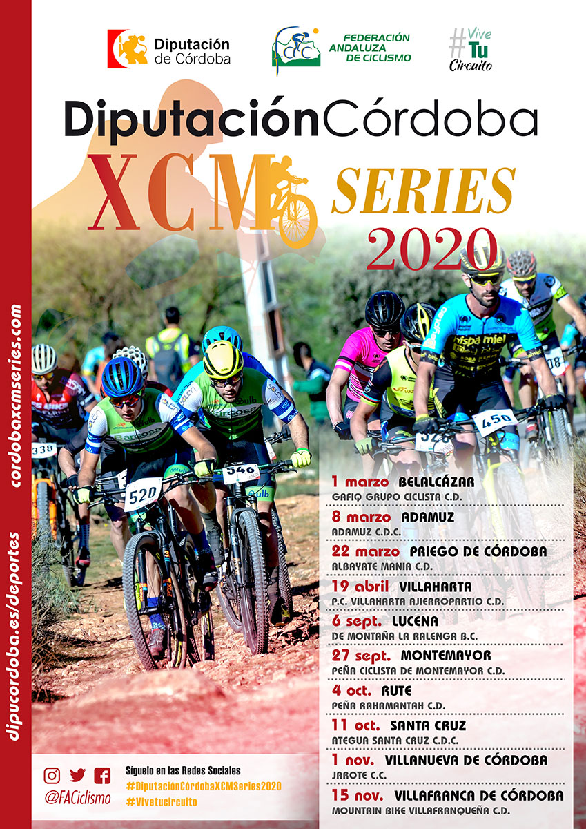 Belalcázar abrirá unas apasionantes 'DiputaciónCórdoba XCM Series 2020'
