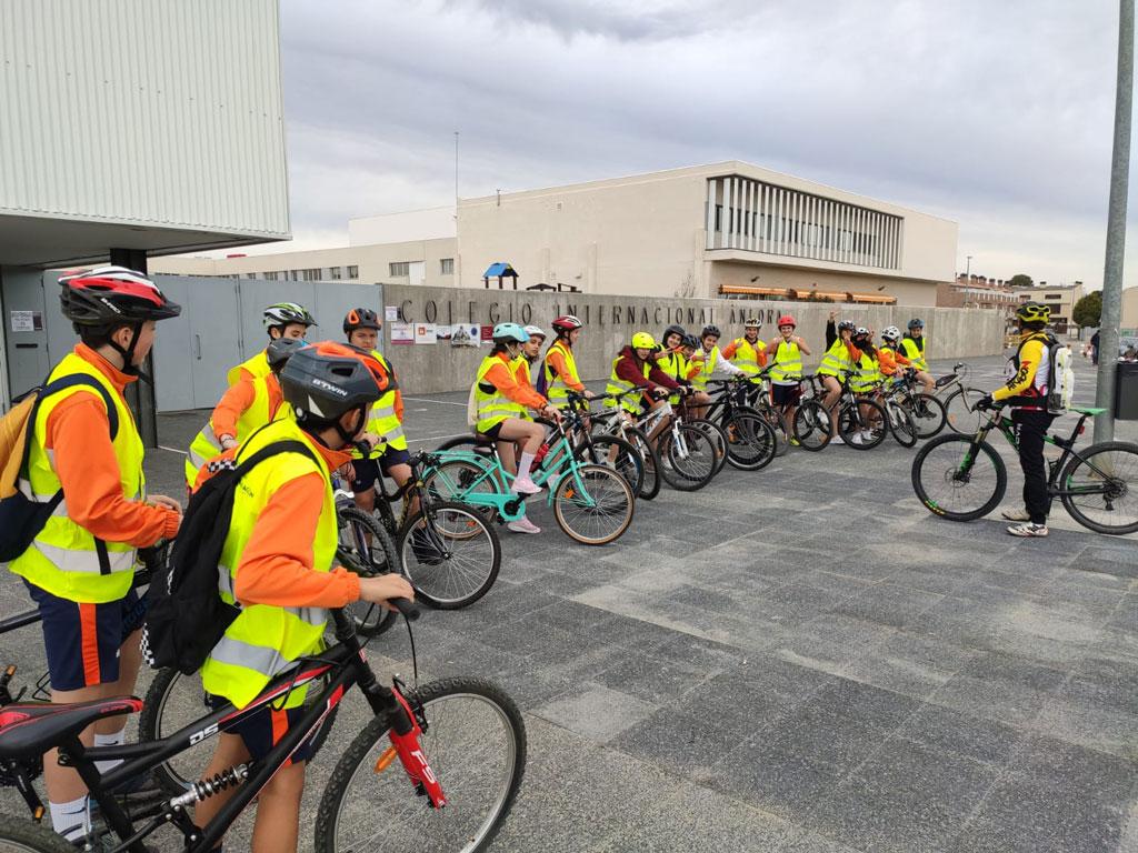 Banco Actividades Aragón Ciclismo