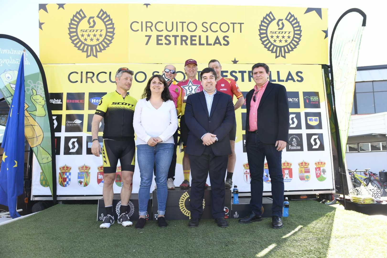 El Circuito Scott 7 Estrellas inauguró su calendario 2020 en Galapagar con el Rally de los Embalses