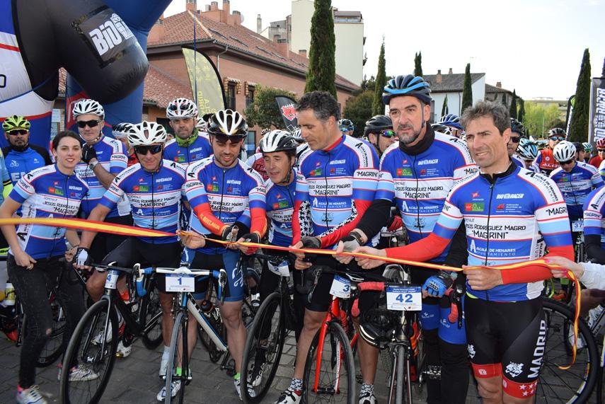 La II Marcha Homenaje a Jesús Rodríguez Magro tendrá carácter CICLOTURISTA y no ciclodeportiva