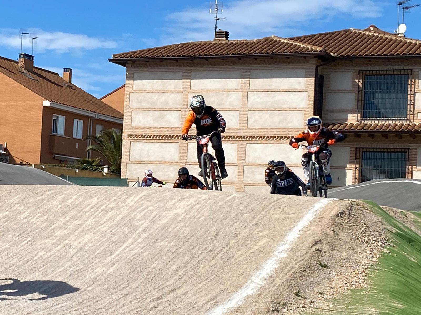 El Álamo repitió como segunda prueba de la Copa de Madrid de BMX