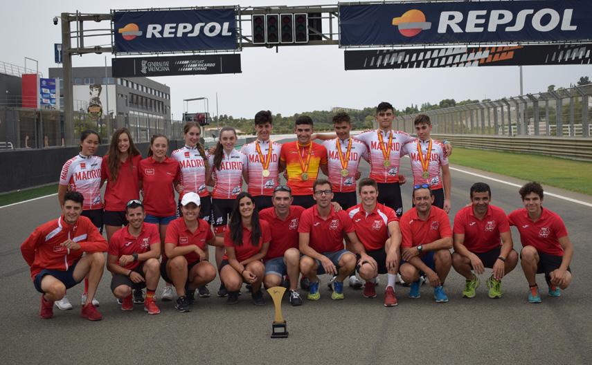 Suspendidos los Campeonatos de España Escolares Cantabria 2020