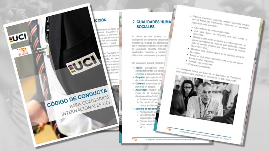 Publicado-el-Codigo-de-Conducta-UCI-para-Comisarios