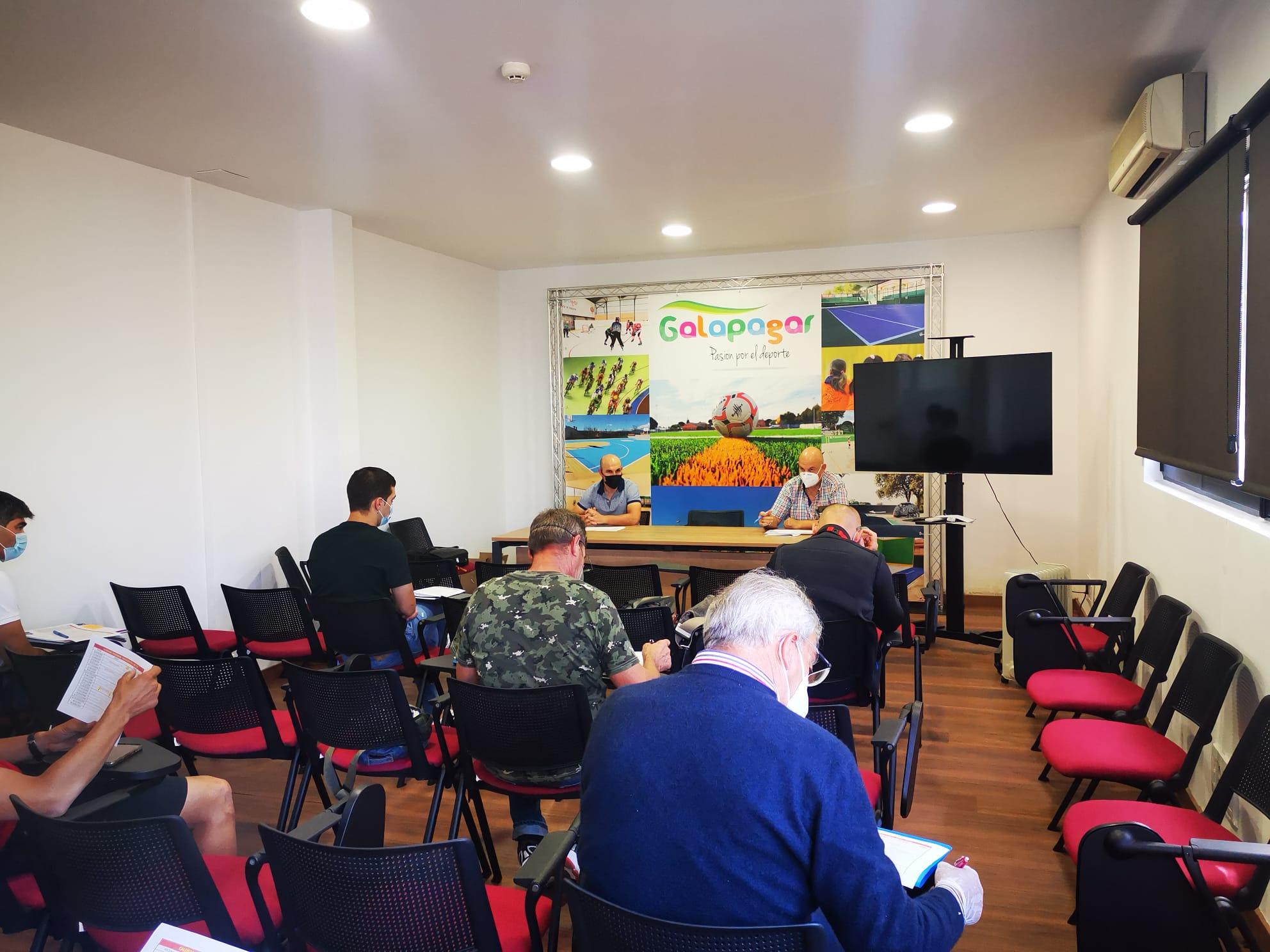Primera reunión de organizadores de carreras de ciclocross de cara a la temporada 2020-2021