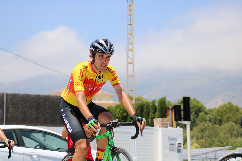 La Selección Española de carretera inicia su concentración en Altea