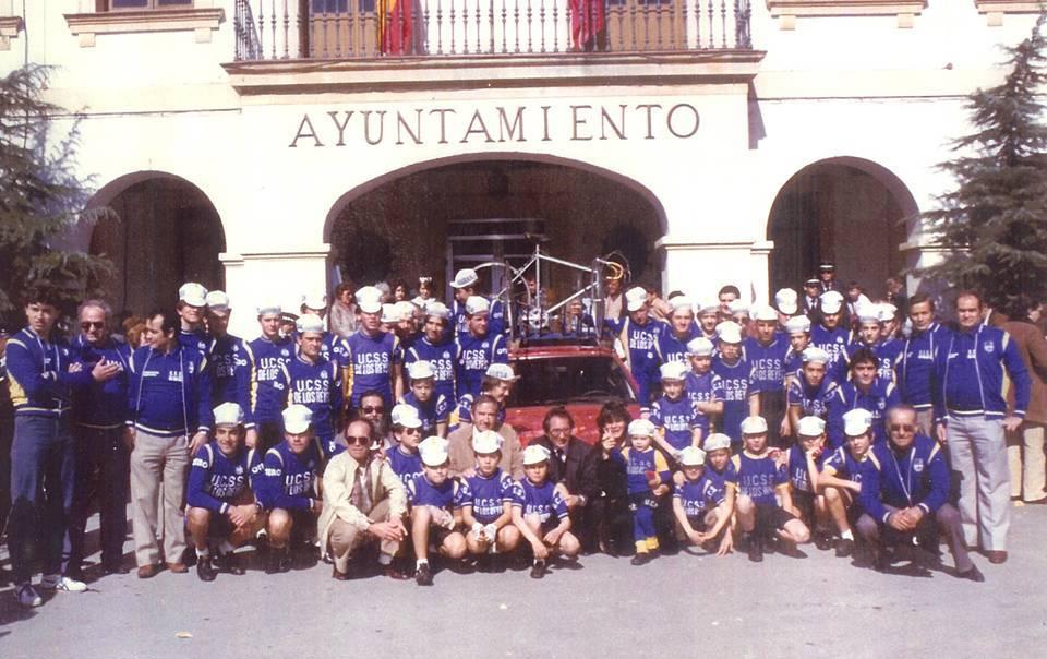 CLUBES MADRILEÑOS CON SOLERA. Conoce a la Unión Ciclista San Sebastián de los Reyes