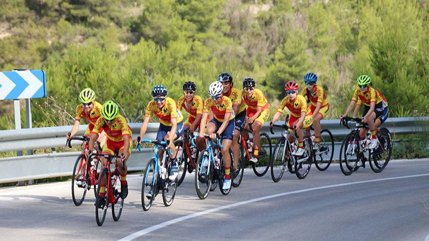 Concluye-con-gran-exito-la-concentracion-de-la-Seleccion-Espanola-de-Ciclismo-en-Altea