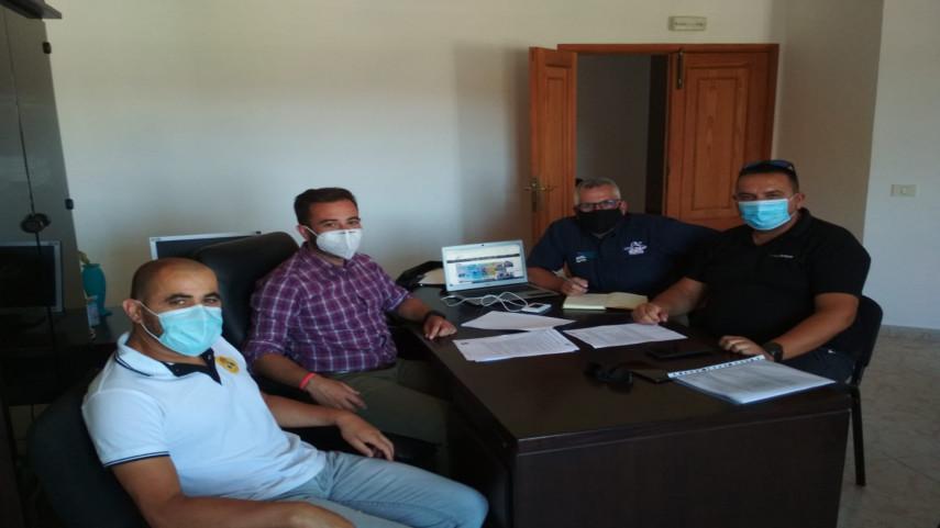 Reunion-de-Trabajo-perfilando-el-Campeonato-de-Canarias-de-Ruta-2020-a-celebrar-el-19-de-septiembre-en-VallehermosoLa-Gomera