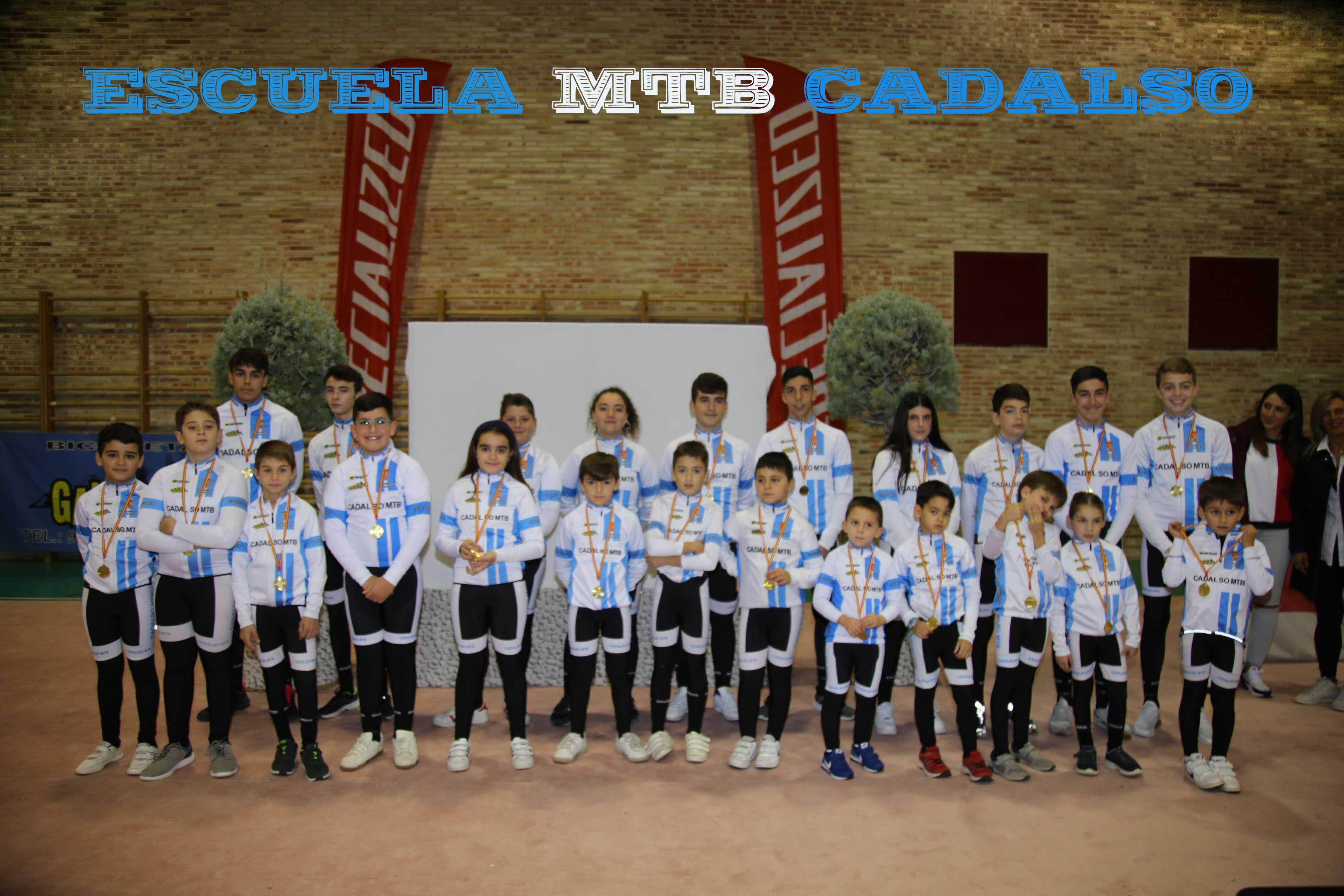 CLUBES MADRILEÑOS CON SOLERA. Conoce al Cadalso MTB Club