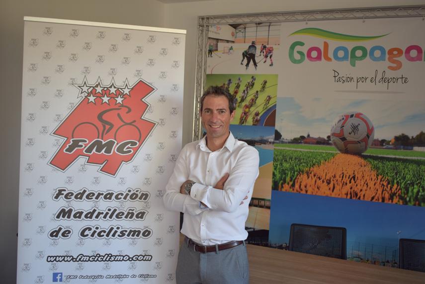 Elecciones 2020: José Vicioso Soto, Presidente de la Federación Madrileña de Ciclismo
