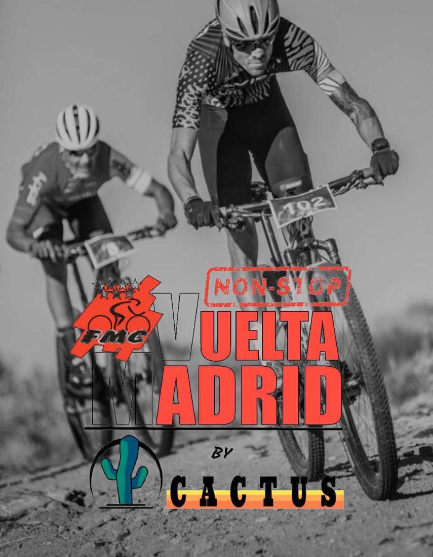 Cuenta atrás para la Vuelta a Madrid Non Stop MTB by Cactus