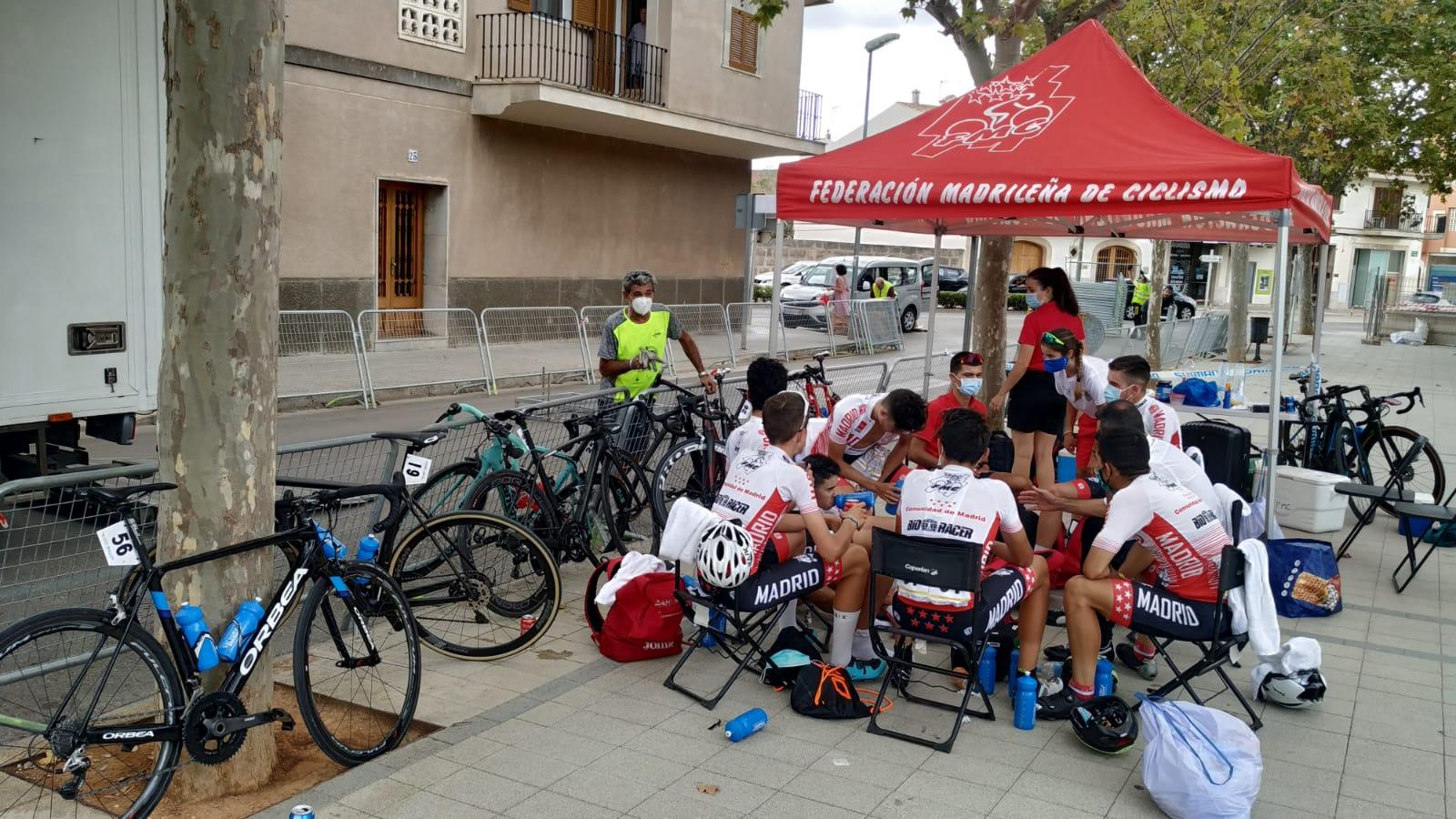 Una imperial Eva Anguela culmina en Mallorca el magnífico trabajo de la Selección Madrileña junior femenina