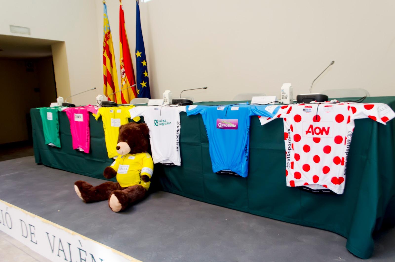La Volta a Valencia cumple una década plenamente consolidada en la élite nacional