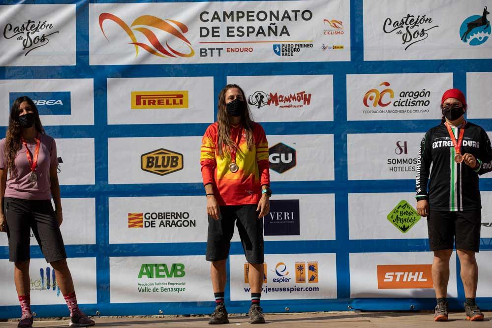 Gabriel Torralba vence la Puro Pirineo Enduro Race y se hace con el título nacional