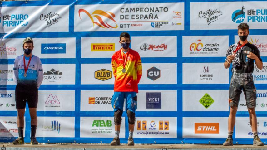 David-Fernandez-logra-o-ouro-junior-e-Zoe-del-Rio-proclamase-subcampion-en-Castejon-de-Sos