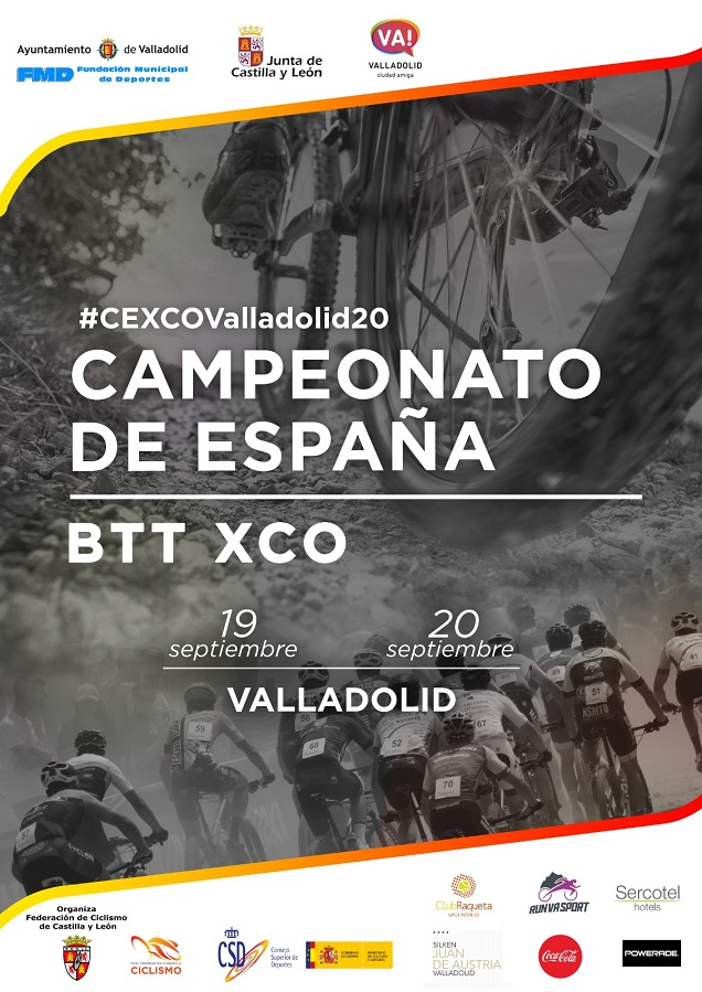 Convocatoria Selección Aragonesa para el Campeonato de España XCO 2020