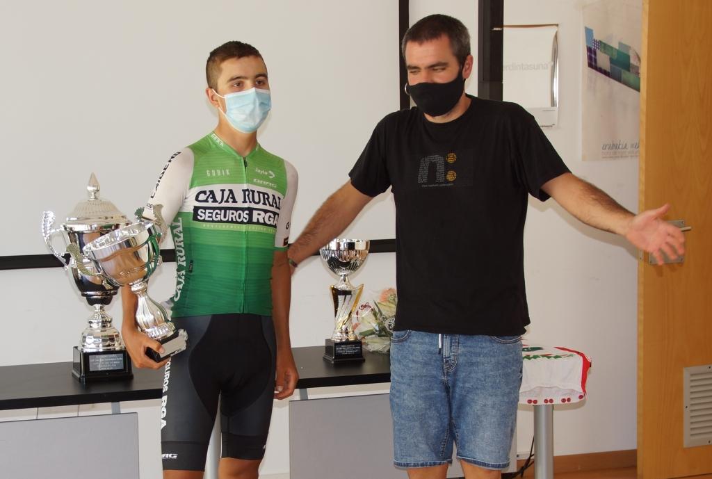 Balance del Ciclismo Madrileño en pruebas de fuera de nuestra Comunidad (12-13 Septiembre 2020)