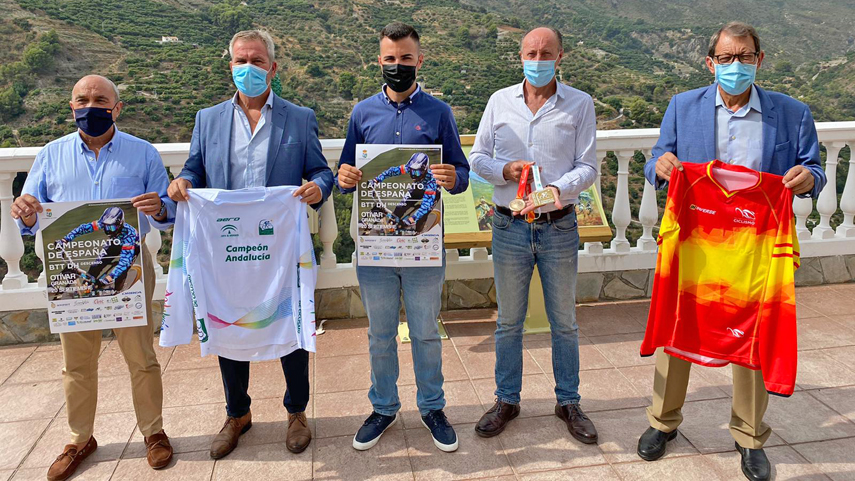 Otivar-Granada-preparada-para-celebrar-el-Campeonato-de-Espana-de-BTT-DHI