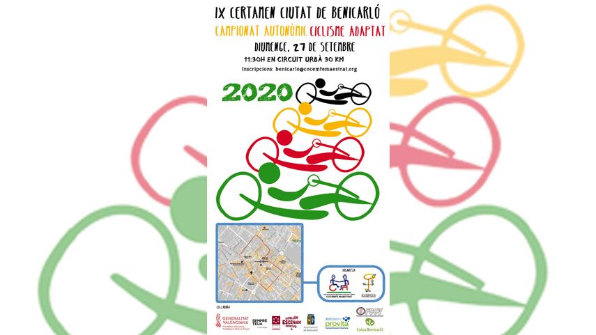 Abiertas-las-inscripciones-para-el-Autonomico-de-Ciclismo-Adaptado-en-Benicarlo