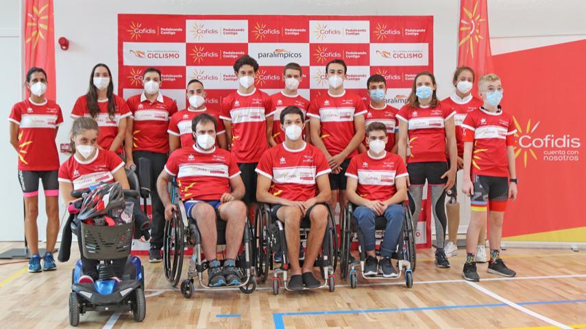 Una-veintena-de-jovenes-se-presentan-como-candidatos-al-Equipo-Cofidis-de-Ciclismo-Paralimpico