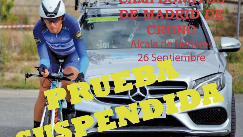 Suspendidos-los-Campeonatos-de-Madrid-de-crono-de-Alcala-de-Henares