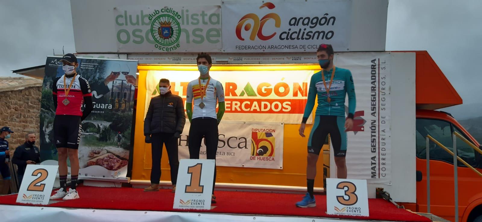Vigo y Ara se llevan los títulos regionales Élite y Sub23