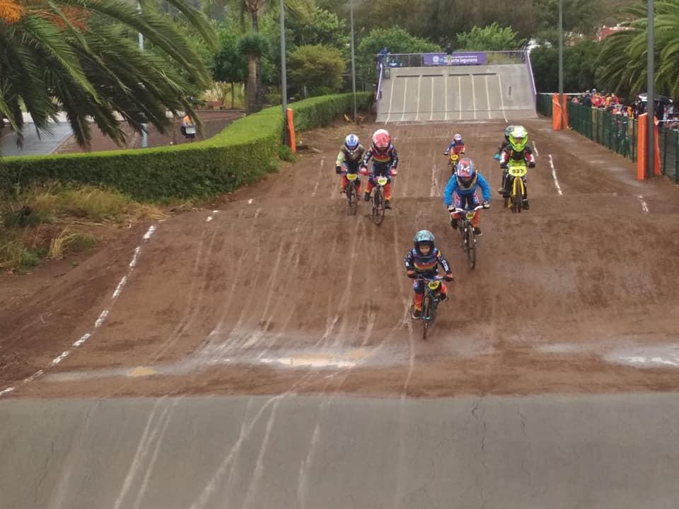 Celebrado en el día de hoy el Campeonato Canarias BMX 2020