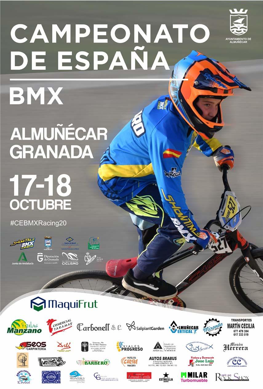 Convocatoria Selección Aragonesa para el Campeonato de España BMX 2020