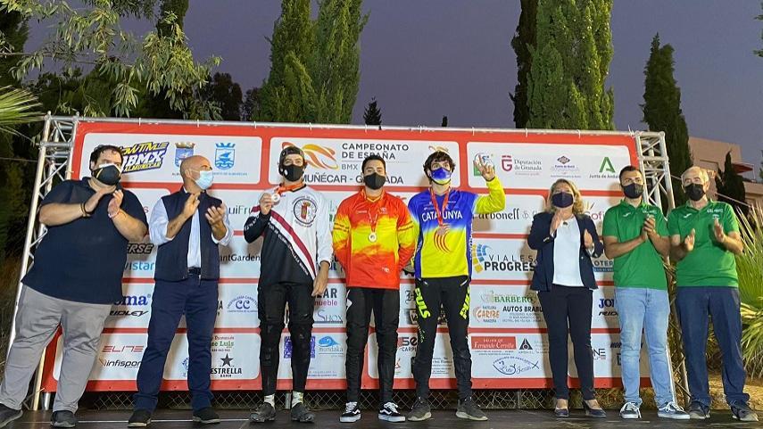angel-Daniel-Sanchez-revalida-en-Almunecar-su-titulo-de-Campeon-de-Espana-de-BMX-Racing