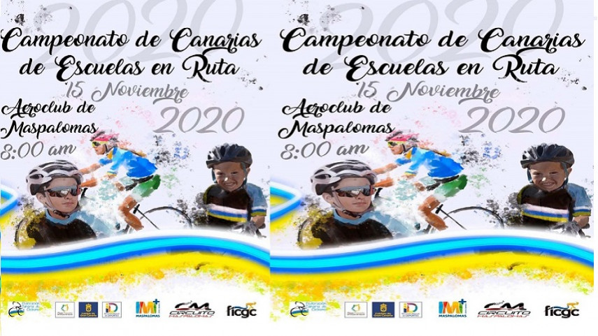 El-Campeonato-de-Canarias-de-Escuelas-de-Ruta-el-15-de-noviembre-en-Gran-Canaria-