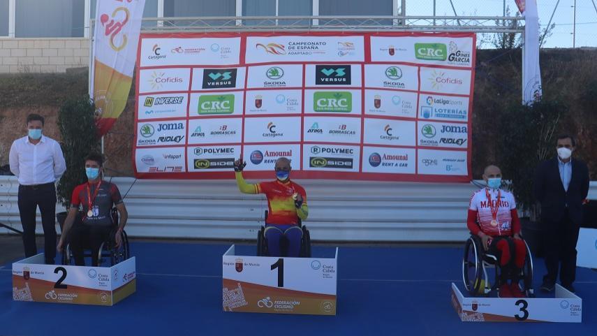 Los-favoritos-dominan-las-pruebas-en-linea-del-Campeonato-de-Espana-de-Ciclismo-Adaptado-en-Carretera-2020