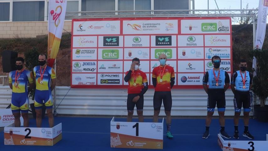 Cartagena-cierra-con-exito-el-Campeonato-de-Espana-de-Ciclismo-Adaptado-en-Carretera-2020