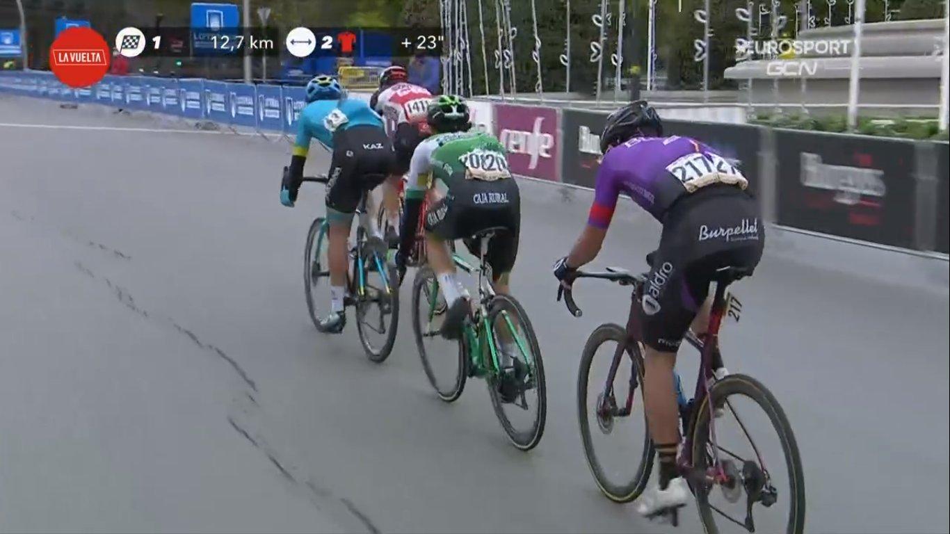 Lisa Brennauer y Primoz Roglic se coronan como vencedores de la Ceratizit Challenge y de la Vuelta a España