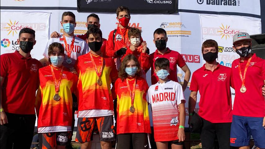 Siete-medallas-adornan-el-magnifico-papel-de-la-Seleccion-Madrilena-de-trial-en-los-Campeonatos-de-Espana