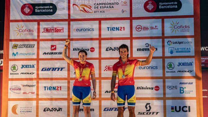 Ignasi-Jorba-y-Sara-Gay-campeones-de-Espana-de-XC-Eliminator