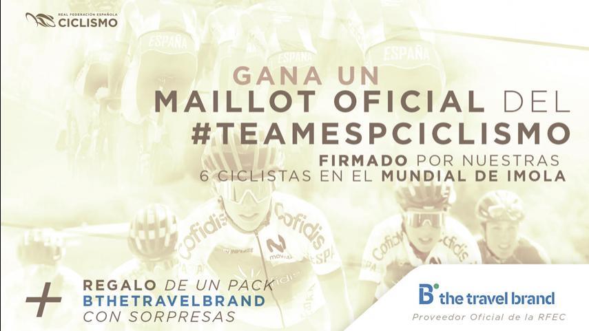 -Sorteo-gana-un-maillot-firmado-por-las-6-ciclistas-que-representaron-a-Espana-en-el-Mundial-de-Imola