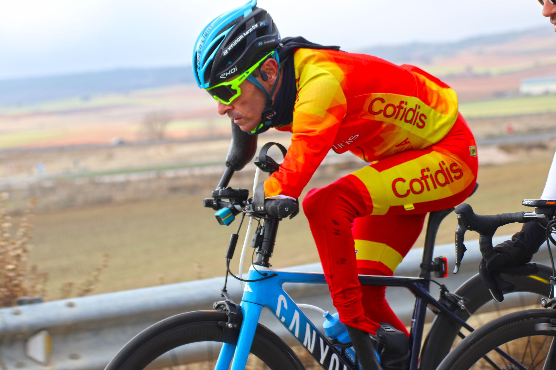 Finalizan satisfactoriamente las concentraciones de pista sub23 y ciclismo adaptado