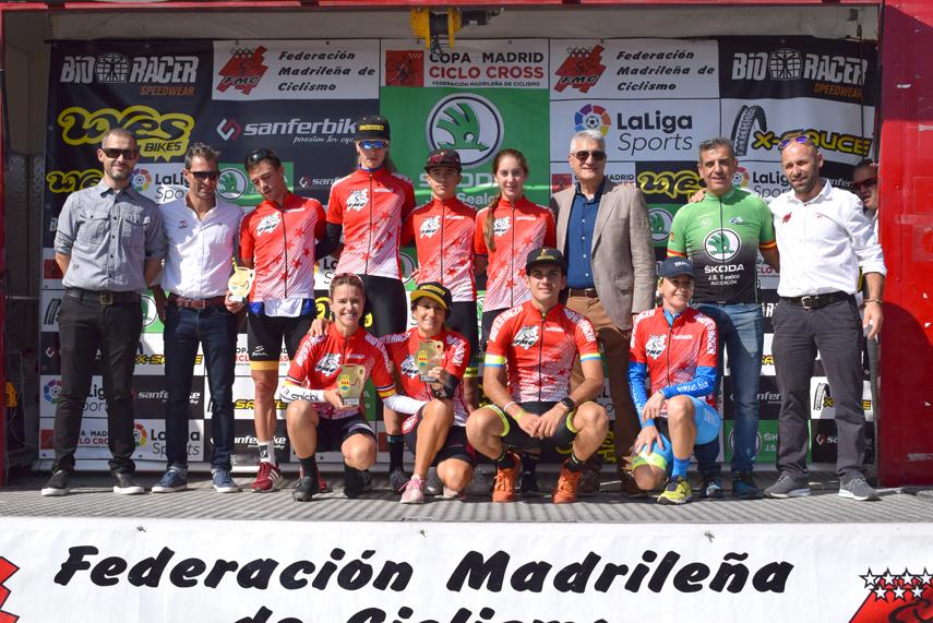 Cambios en el calendario de la Copa Comunidad de Madrid de ciclocross
